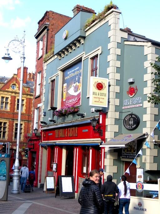 DublinBullandCastleExterior