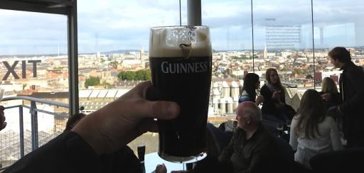 GuinnessRAISEaPintToDublin