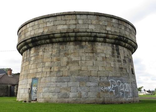 DUBLINMartelloTowerBlackrock