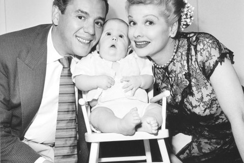 The Arnaz Family