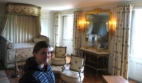 VersaillesPetitePalaisBed