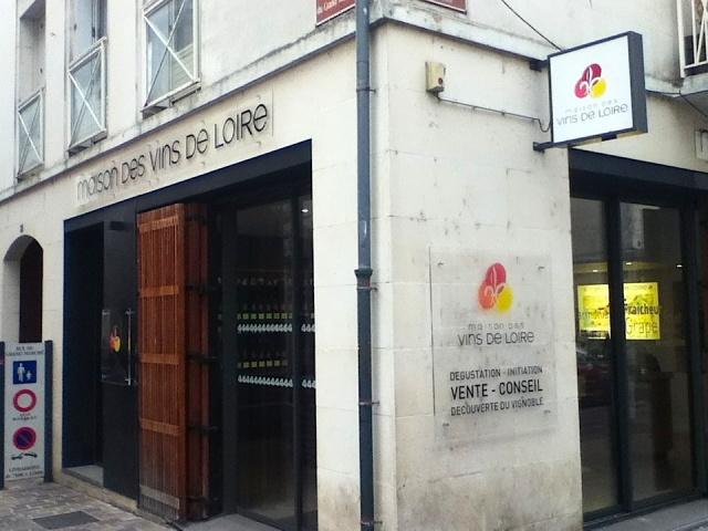 Maison des Vins de Loire de Tours