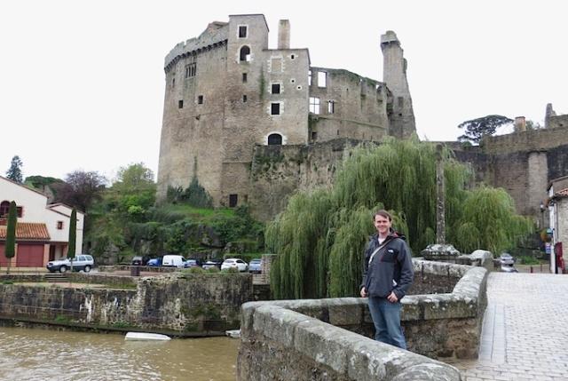 Clisson Castle Aaron