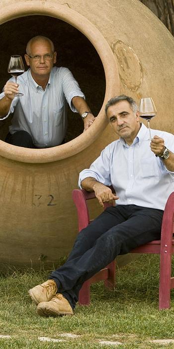 Amphorae Wine Vessel Sicily