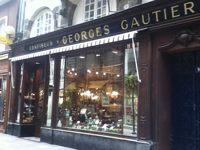 Georges Gautier Chocolatier