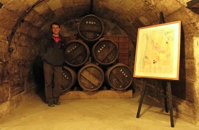 Chartrons Barrels