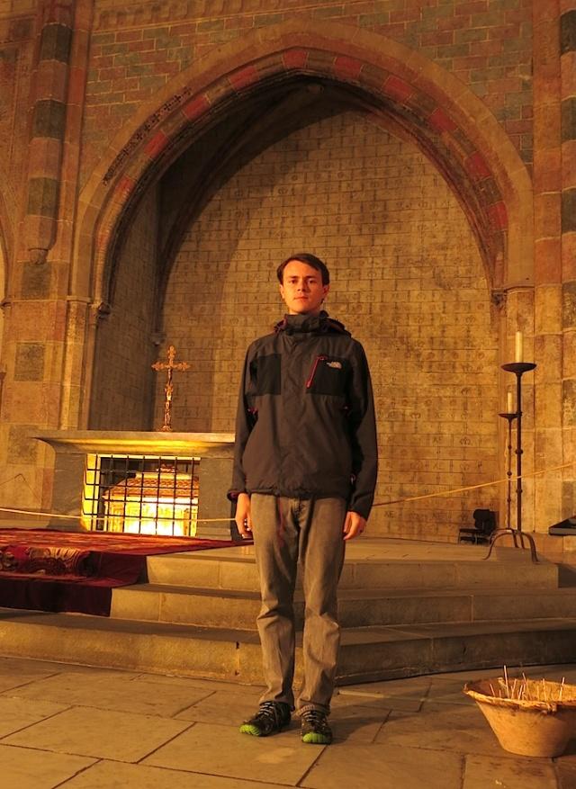 Aaron St Thomas Aquinas
