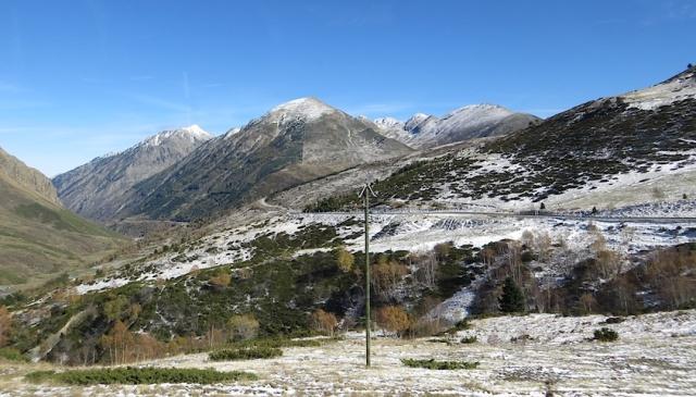PyreneesSnow
