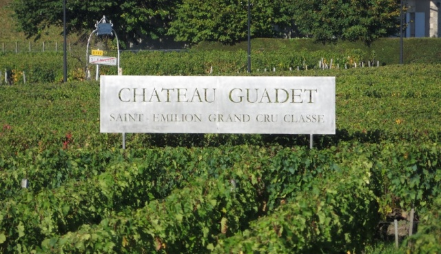 St Emilion Sign