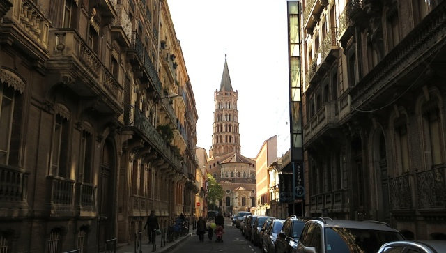St Sernin Toulouse