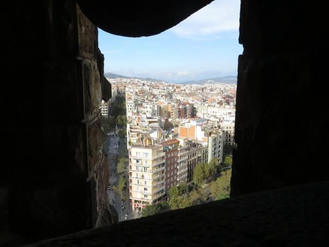 Barcelona Below
