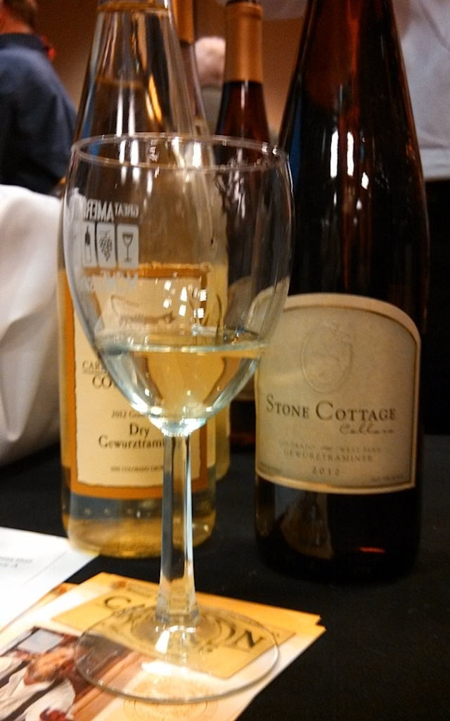 Stone Cottage Cellars 2012
