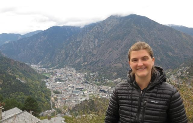 Tracy Andorra La Vella View