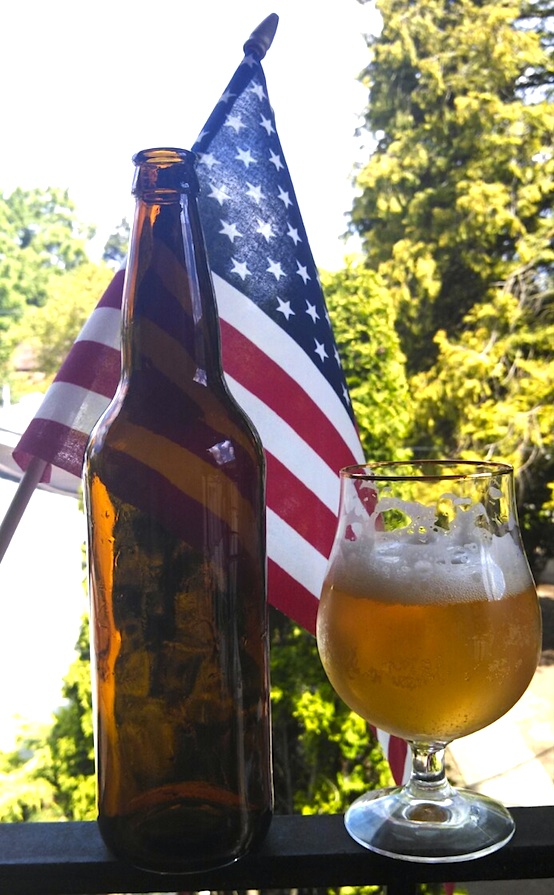 Tracys Light American Lager Memorial Day