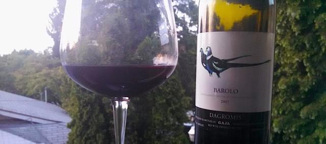 Gaja Dagromis 2007 Barolo