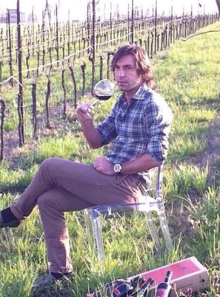 Pirlo Wine Win World Cup 2014