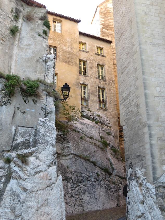 Ancient Alley Avignon