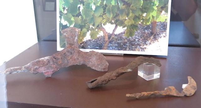 Ancient Roman Vine Cutters Nimes