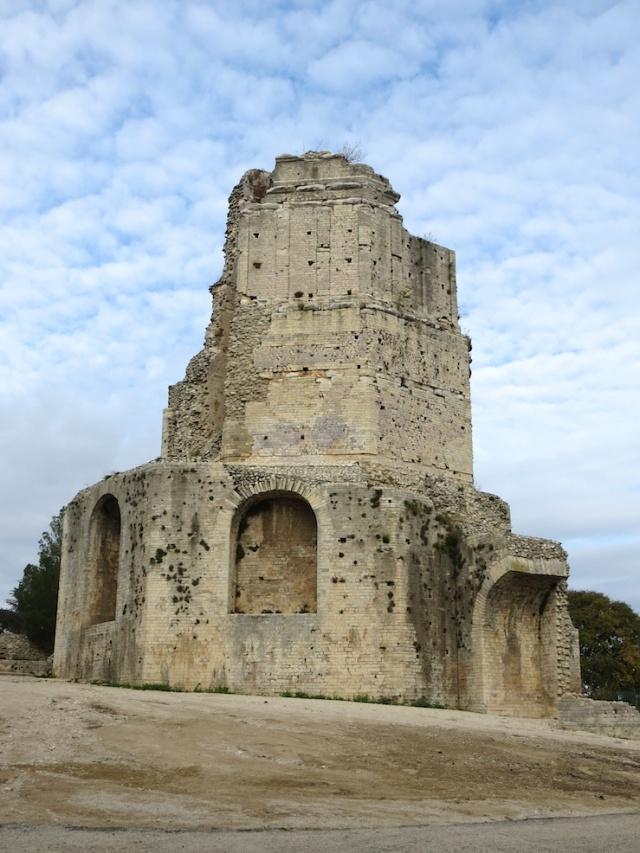 Nimes Roman Tower