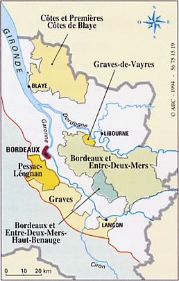 Pessac Leognan Bordeaux