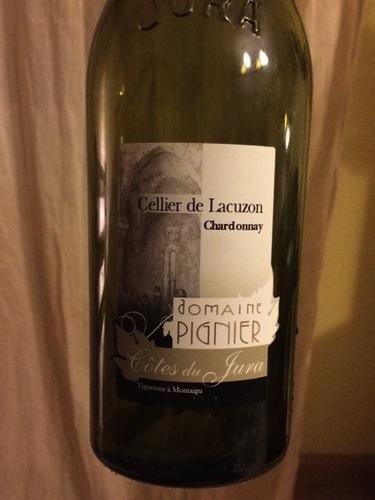 Domaine Pignier Cellier de Lacuzon Chardonnay