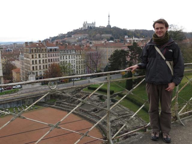 A Lyon Ampitheater