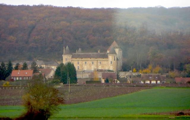 Burgundy Castles