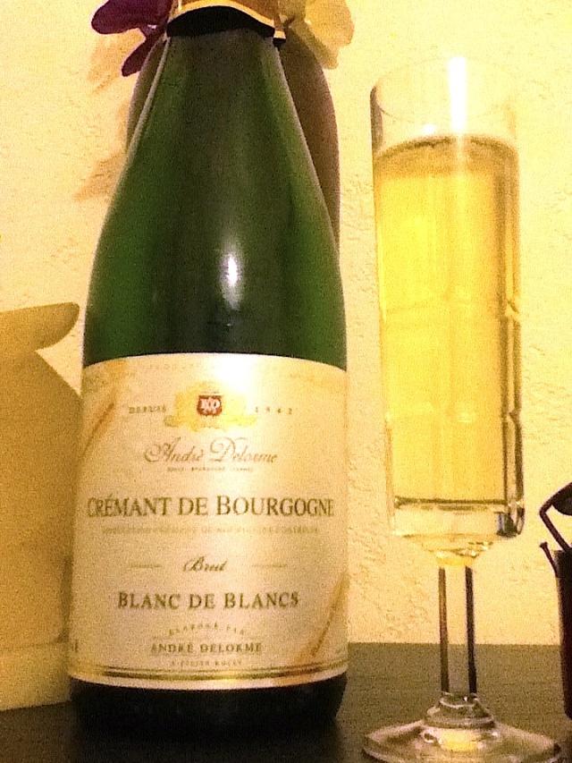 Delorme BdB Cremant Bourgogne