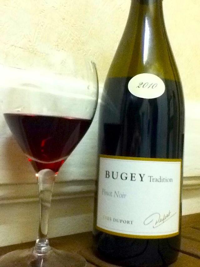 Duport Bugey Pinot Noir
