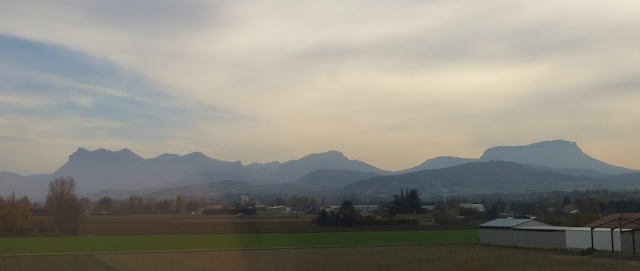 Rhone Valley Mountains