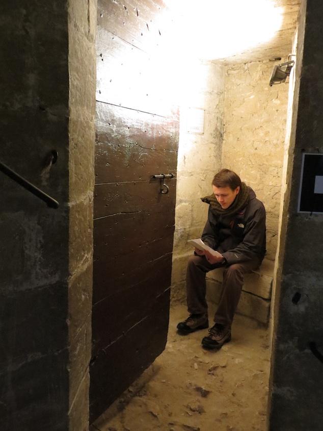 Toilet Fort Saint Andre Villeneuve
