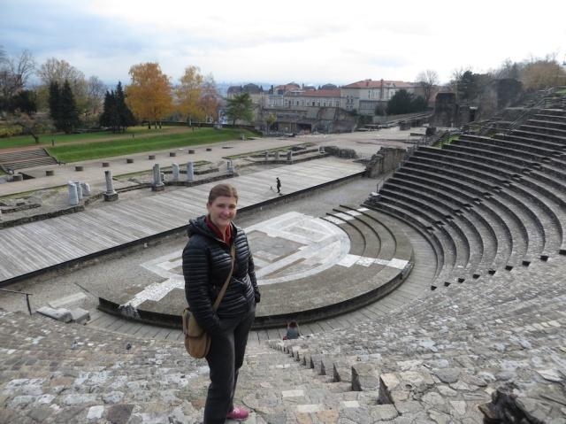 Tracy Roman Odeon Lyon