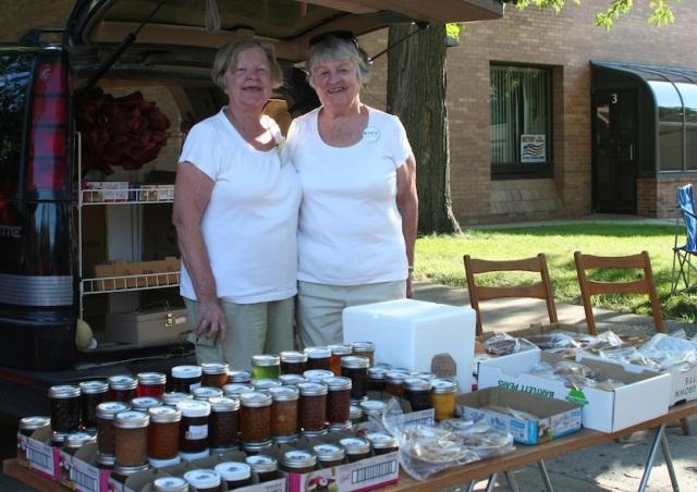 Farmer Market Jam