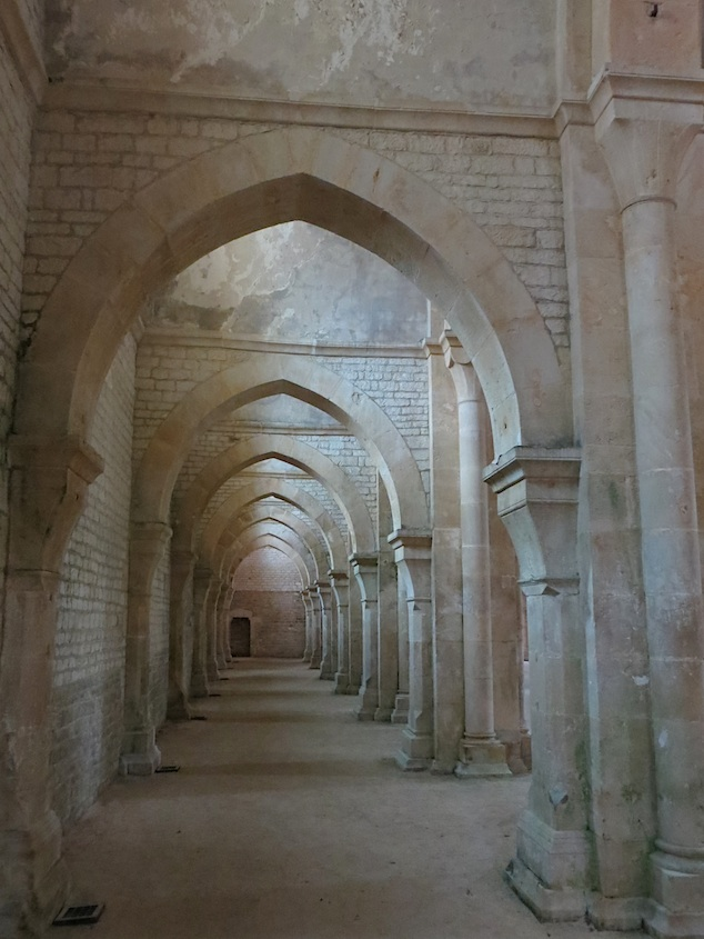 Fontenay Church Arches