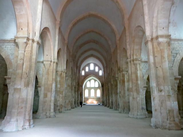 Fontenay Church Interior
