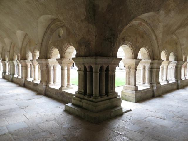 Fontenay Coutyard