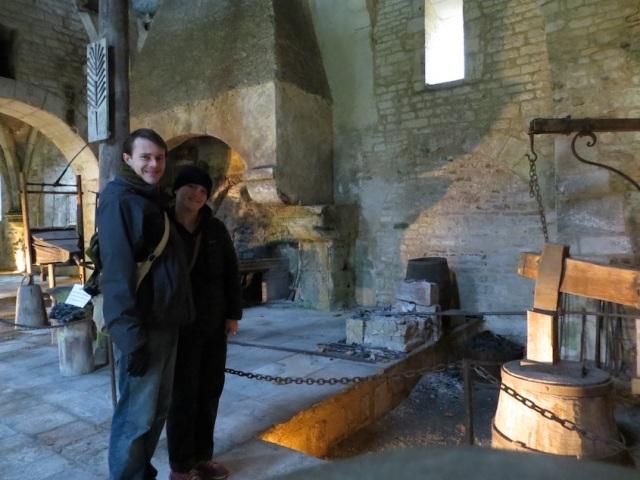 Fontenay Iron Furnace