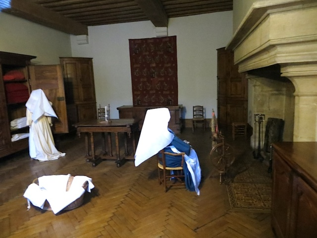 Nun room Hotel de dieu