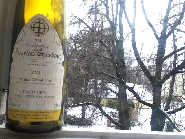 Alsace Grand Cru Pinot Gris 2009 Hospices