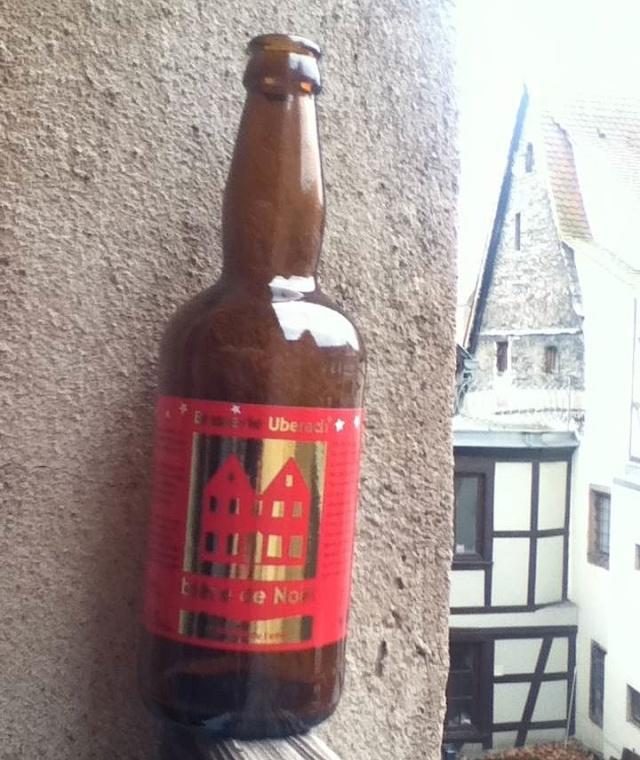 Brasserie Uberach Biere de Noir