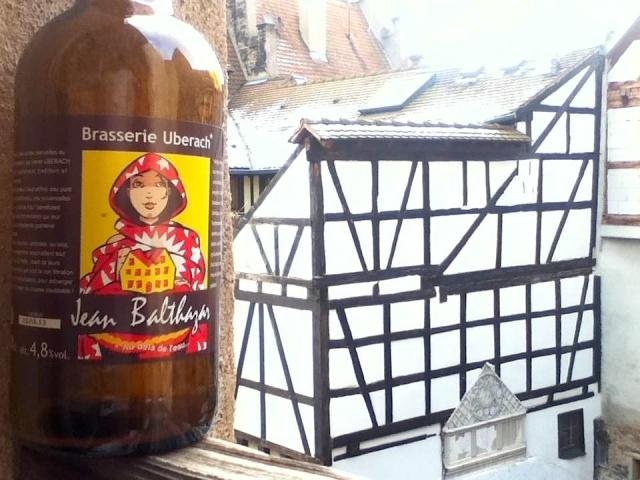 Brasserie Uberach Jean Balthezar