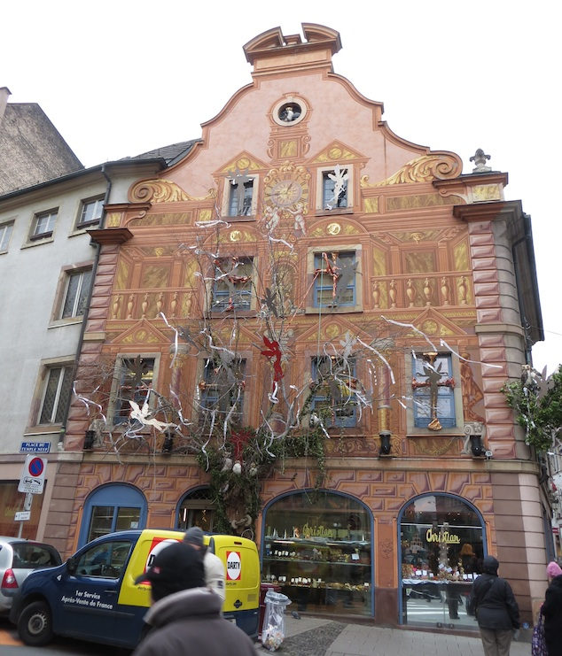 Christian Pastry Shop Strasbourg