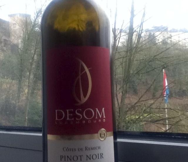 Desom Cotes de Remich Pinot Noir Luxembourg