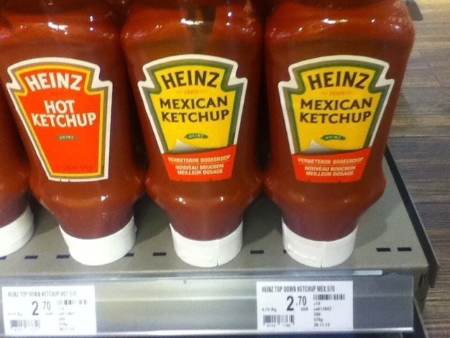 Heinze Mexican Ketchup