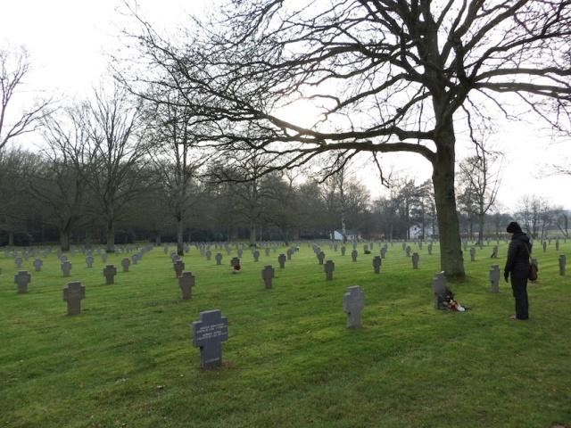 Nazi Cemetery