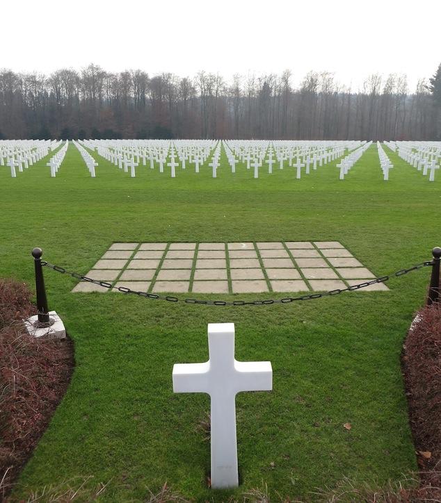 Patton Grave