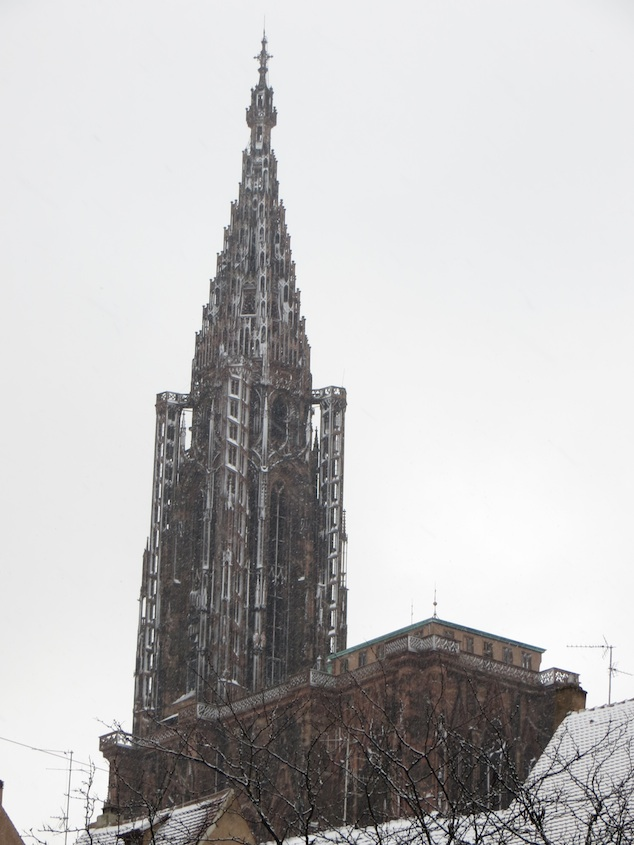 Strasbourg Cathedral SNOW P2