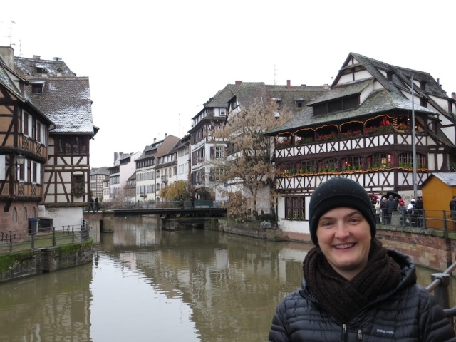 Tracy Strasbourg River