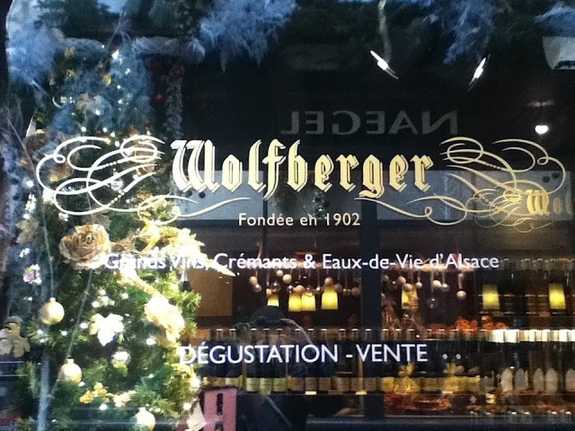 Wolfberger Wine Shop