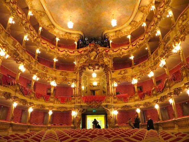 Cuvilies Theater Munich